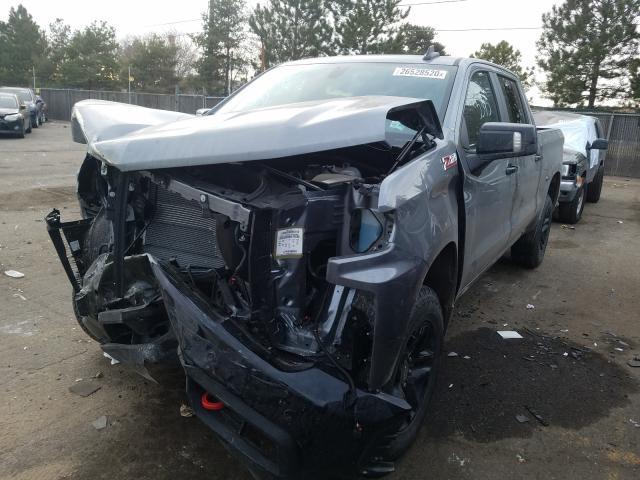 2019 Chevrolet SILVERADO | Vin: 3GCPYFED0KG309505
