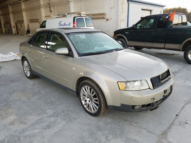 Salvage 2002 AUDI A4 - Small image. Lot 31674260