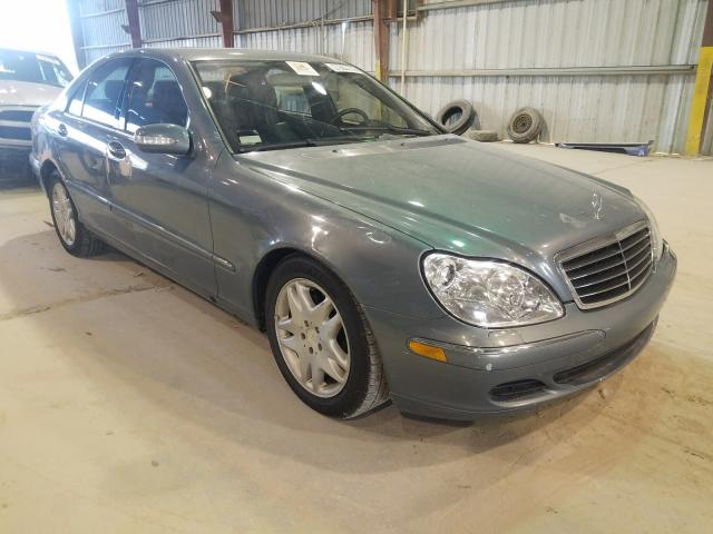Salvage 2006 Mercedes-Benz S 350 for sale