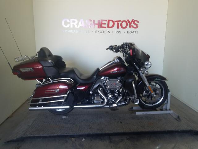 Salvage 2015 Harley-Davidson FLHTKL ULT for sale