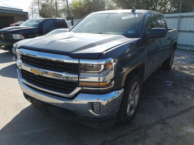 2017 Chevrolet  | Vin: 3GCPCREC0HG350667