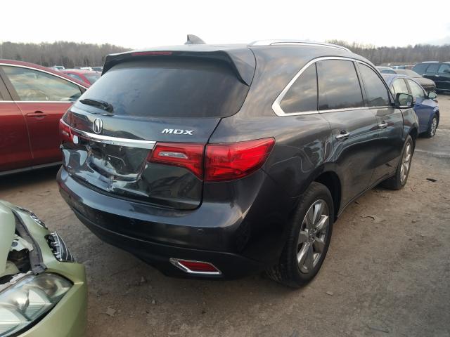 2014 Acura MDX | Vin: 5FRYD3H81EB020073