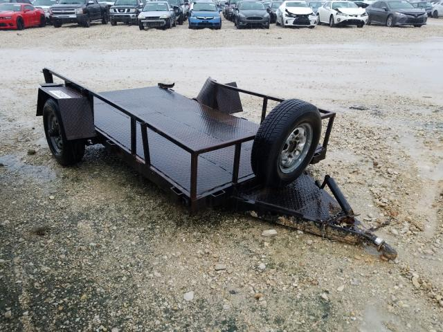Homemade Trailer salvage cars for sale: 2019 Homemade Trailer