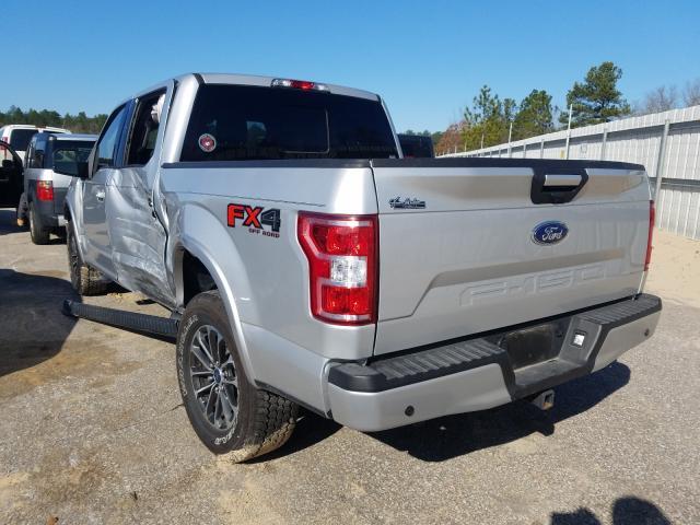 2018 Ford F150 | Vin: 1FTEW1E57JKF96244