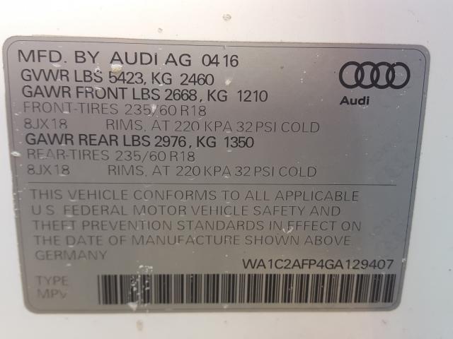 WA1C2AFP4GA129407