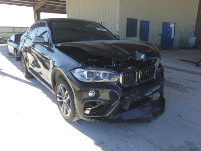 Salvage cars for sale from Copart Homestead, FL: 2016 BMW X6 XDRIVE3