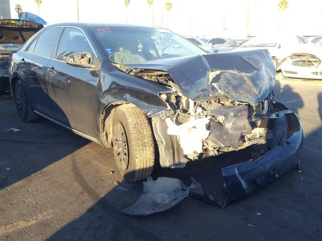 Salvage cars for sale from Copart Wilmington, CA: 2013 Toyota Camry L