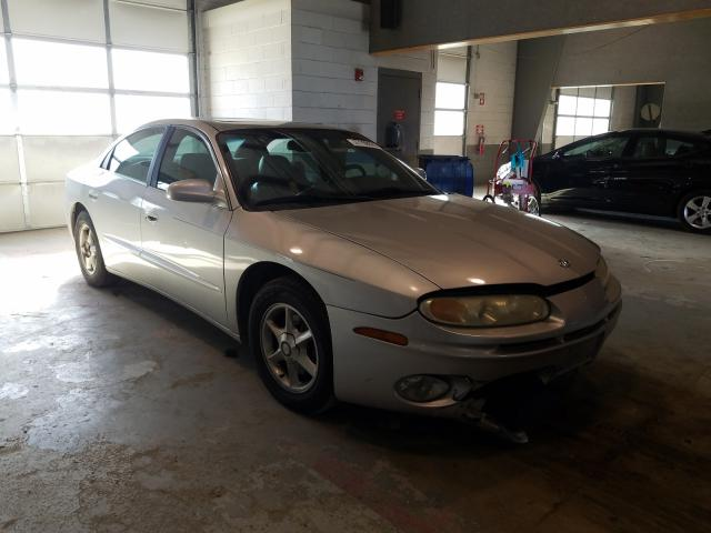 Oldsmobile salvage cars for sale: 2001 Oldsmobile Aurora