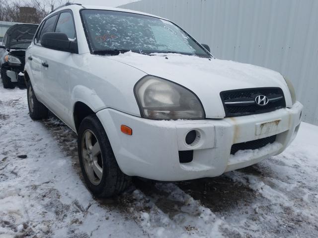 2005 Hyundai Tucson Gl 2.0L