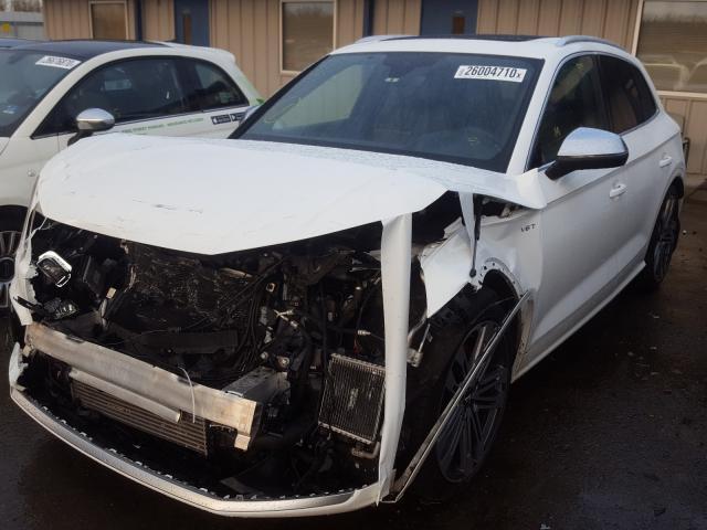 2018 Audi SQ5 | Vin: WA1C4AFY7J2143029