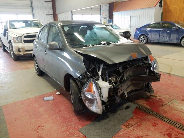 Salvage 2016 NISSAN MICRA - Small image. Lot 27458440