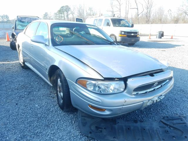Buick salvage cars for sale: 2001 Buick Lesabre CU