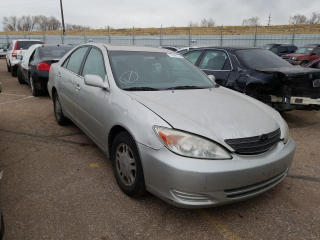 Salvage cars for sale from Copart Colorado Springs, CO: 2004 Toyota Camry LE