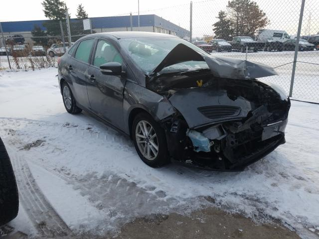 2016 FORD FOCUS SE - Left Front View Lot 27606970.