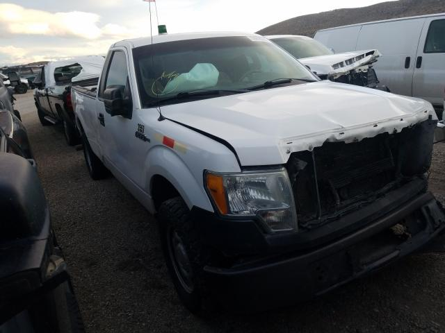 Salvage cars for sale from Copart Reno, NV: 2010 Ford F150