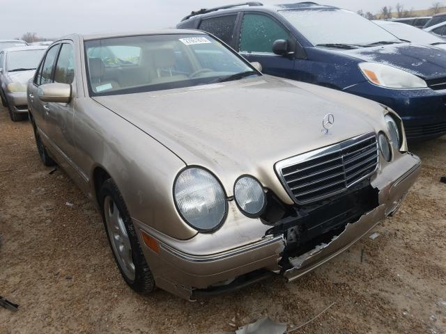 Mercedes-Benz salvage cars for sale: 2001 Mercedes-Benz E 430