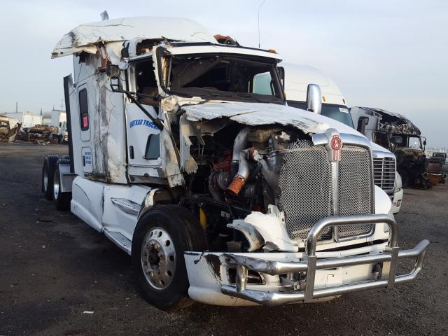 Salvage cars for sale from Copart Bakersfield, CA: 2014 Kenworth Construction