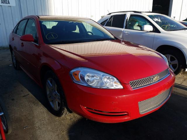 2012 Chevrolet Impala Lt 3.6L
