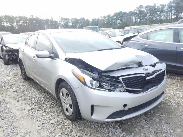 2017 KIA Forte LX for sale in Loganville, GA