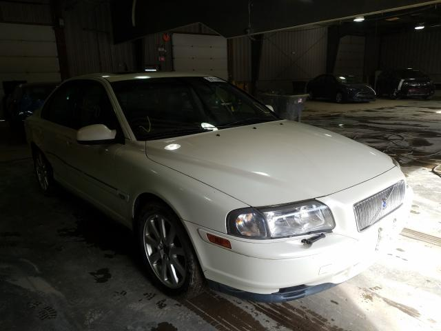 Volvo S80 T6 Turbo salvage cars for sale: 2002 Volvo S80 T6 Turbo