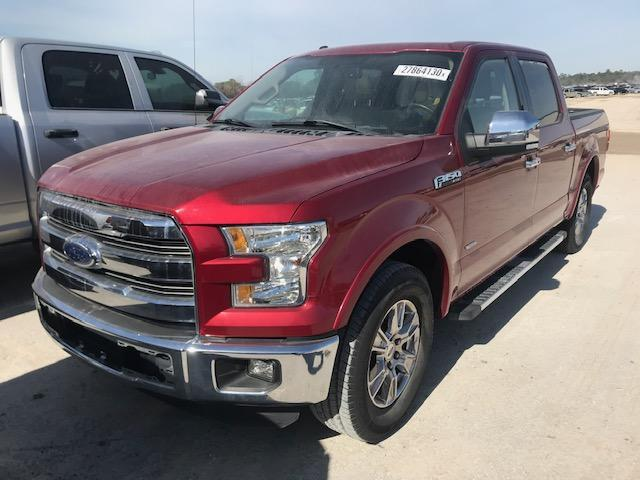 2015 Ford  | Vin: 1FTEW1CP7FFC29395