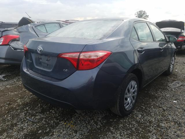 2018 Toyota  | Vin: 2T1BURHE9JC042417