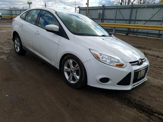 Salvage cars for sale from Copart Wichita, KS: 2013 Ford Focus SE