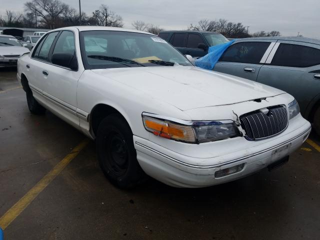 Vehiculos salvage en venta de Copart Wilmer, TX: 1997 Mercury Grand Marq