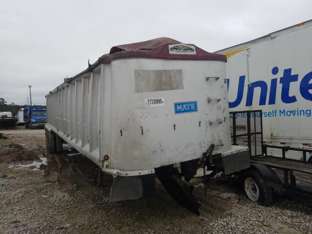 Mate salvage cars for sale: 1999 Mate Dump Trailer