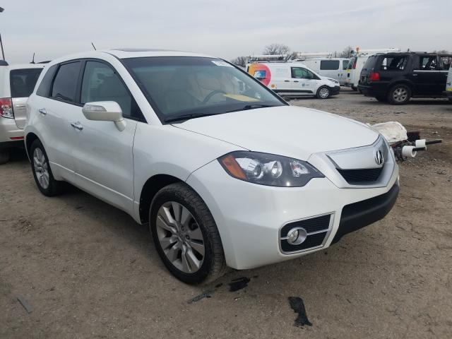 photo ACURA RDX TECHNO 2012