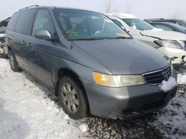 Salvage 2002 HONDA ODYSSEY - Small image. Lot 27451130