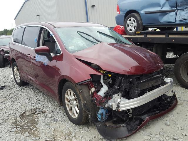 Salvage 2017 CHRYSLER PACIFICA - Small image. Lot 27625990