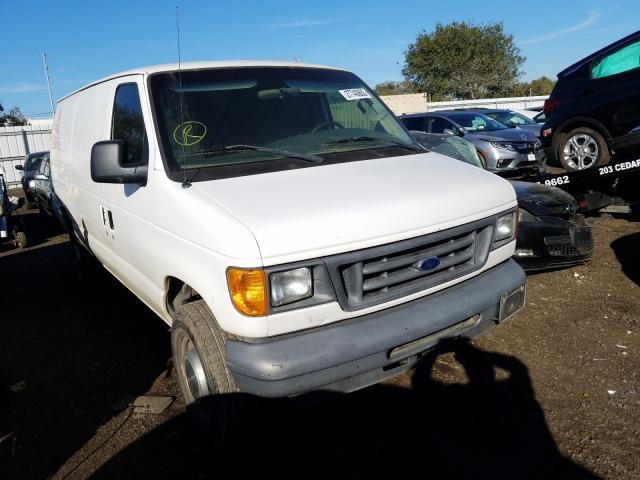 2006 Ford Econoline 5.4L