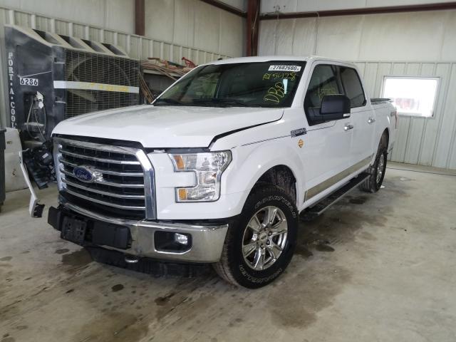 2016 Ford    Vin: 1FTEW1EFXGKE15428