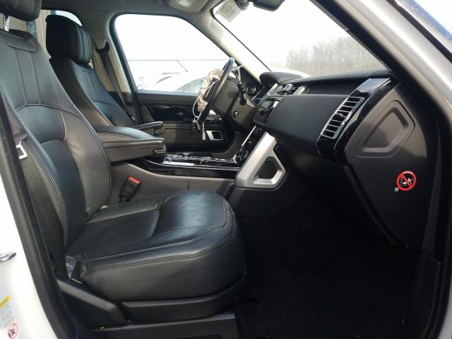 2018 Land Rover RANGE | Vin: SALGR2RV8JA396178