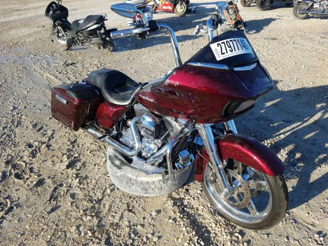 Harley-Davidson Fltrx Road salvage cars for sale: 2015 Harley-Davidson Fltrx Road