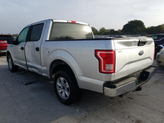 2017 Ford F150 | Vin: 1FTEW1CFXHFC04646