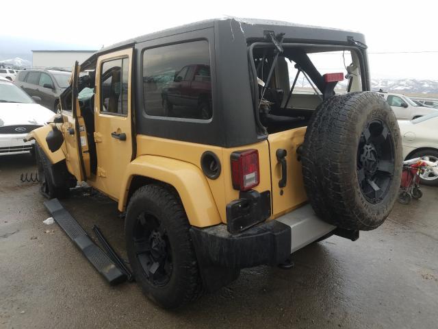 2014 Jeep WRANGLER | Vin: 1C4HJWEG6EL119394