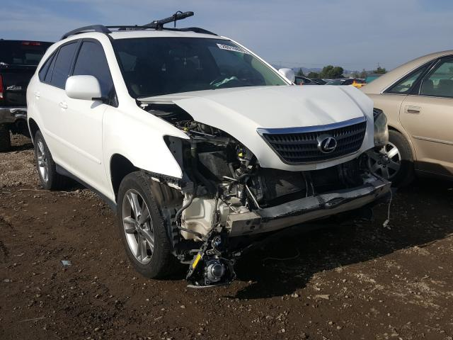 Salvage cars for sale from Copart San Martin, CA: 2006 Lexus RX 400