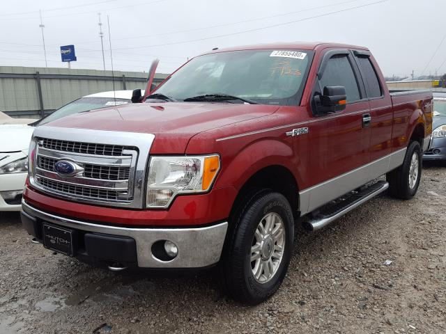 2014 Ford    Vin: 1FTFX1EF0EKE62563