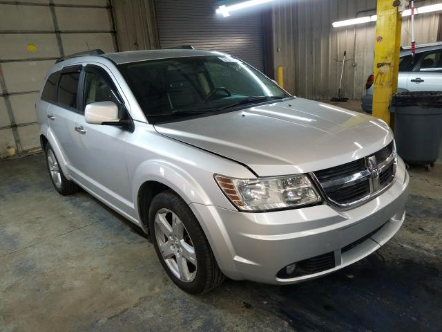 Dodge Journey R salvage cars for sale: 2010 Dodge Journey R