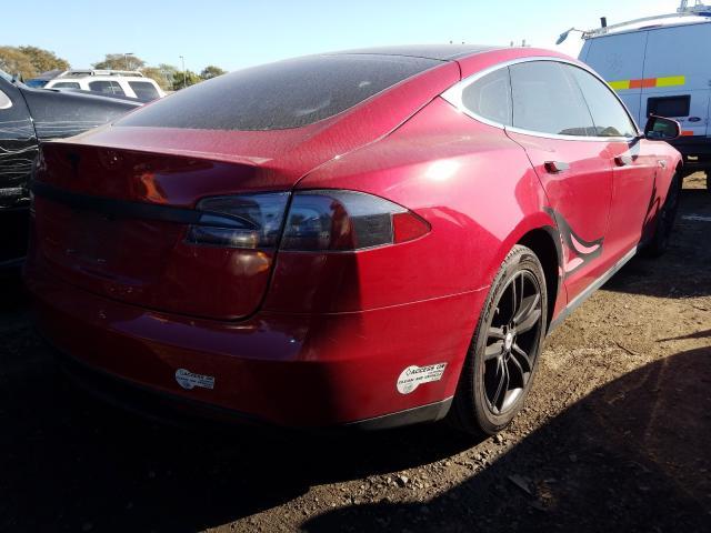 2013 Tesla    Vin: 5YJSA1CN2DFP27621