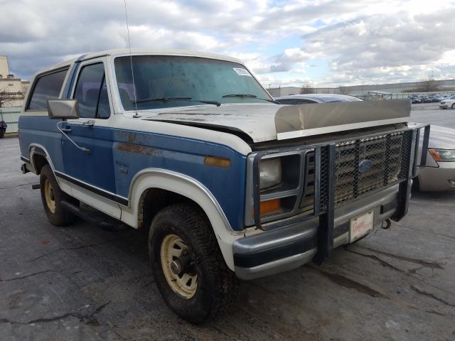1982 FORD  BRONCO U10