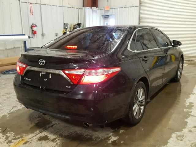 4T1BF1FK6GU520465 - 2016 Toyota Camry Le 2.5L rear view