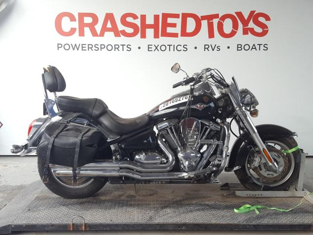 Auto Auction Ended on VIN: JKBVNME197A002131 2007 Kawasaki Vn2000 E in FL -  Tampa South
