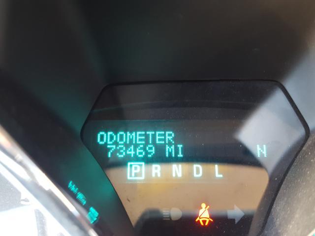 2014 Chevrolet    Vin: 1GNKRGKD3EJ319876