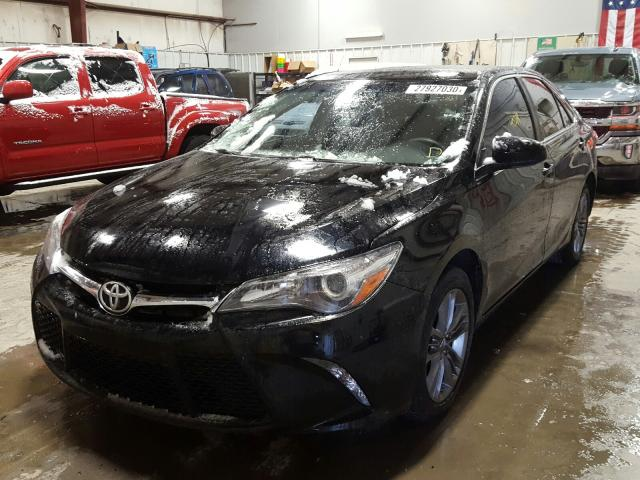 4T1BF1FK6GU520465 - 2016 Toyota Camry Le 2.5L Right View