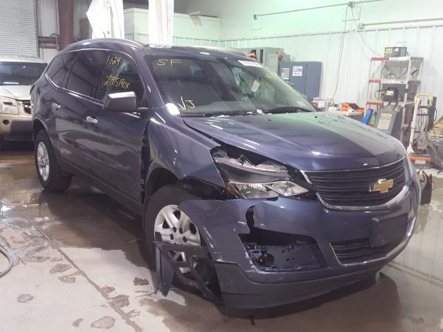 Salvage 2013 CHEVROLET TRAVERSE - Small image. Lot 27915190