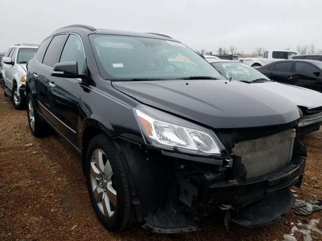 Salvage cars for sale from Copart Bridgeton, MO: 2015 Chevrolet Traverse L