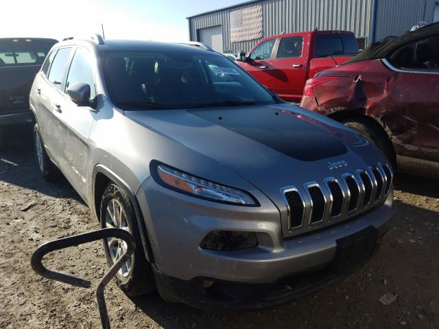 Salvage cars for sale from Copart Louisville, KY: 2016 Jeep Gcher SRT8